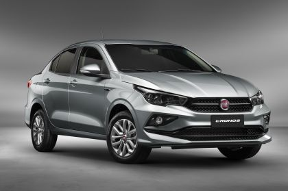 2019 Fiat Cronos Drive 1.3 Flex 4p 19