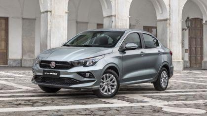 2019 Fiat Cronos Drive 1.3 Flex 4p 5