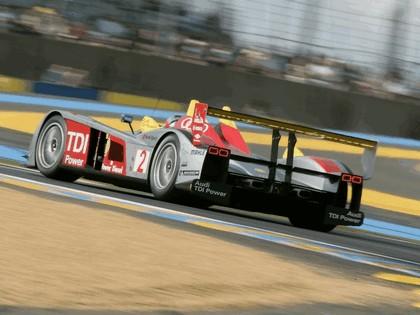 2008 Audi R10 TDI Le Mans Winner 5
