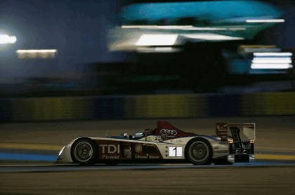 2008 Audi R10 TDI Le Mans Winner 10