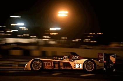 2008 Audi R10 TDI Le Mans Winner 12