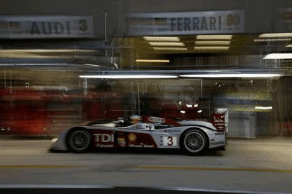 2008 Audi R10 TDI Le Mans Winner 15