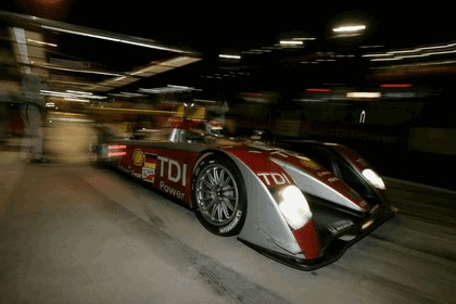 2008 Audi R10 TDI Le Mans Winner 16