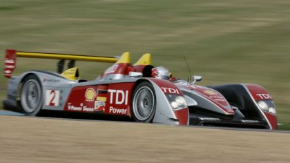 2008 Audi R10 TDI Le Mans Winner 2