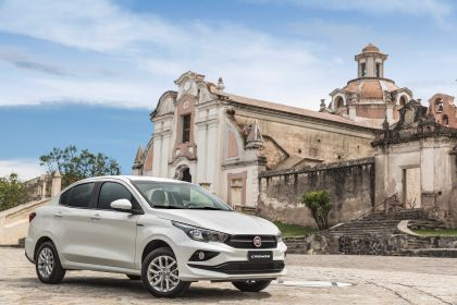 2019 Fiat Cronos Drive 1.3 GSR Flex 4p 7