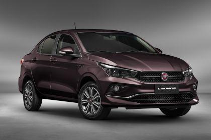 2019 Fiat Cronos Precision 1.8 Flex 4p 7