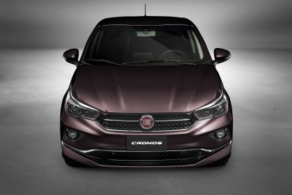 2019 Fiat Cronos Precision 1.8 Flex 4p 9