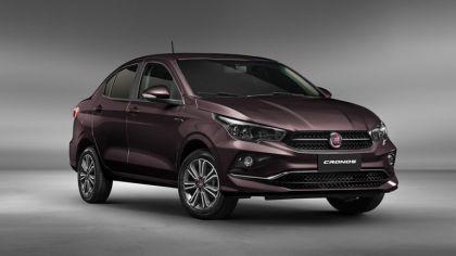 2019 Fiat Cronos Precision 1.8 Flex 4p 4