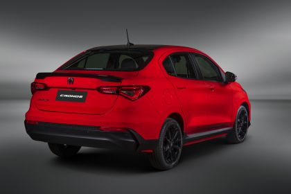 2019 Fiat Cronos Sport 3