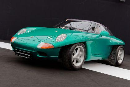 1989 Porsche Panamericana concept 3