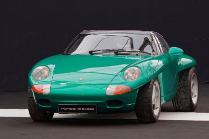 1989 Porsche Panamericana concept 4
