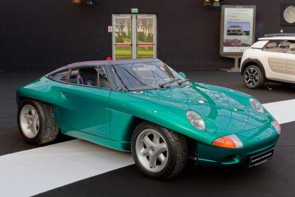 1989 Porsche Panamericana concept 5