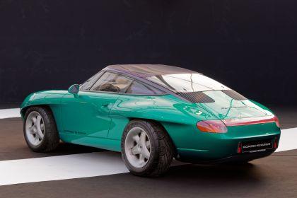 1989 Porsche Panamericana concept 6