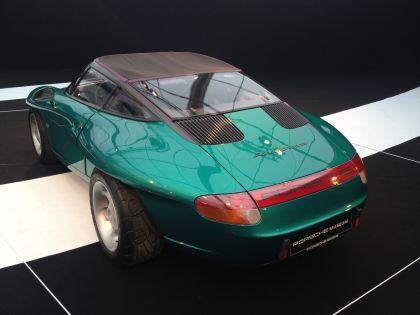 1989 Porsche Panamericana concept 7