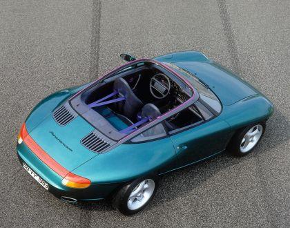 1989 Porsche Panamericana concept 8