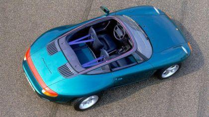 1989 Porsche Panamericana concept 9