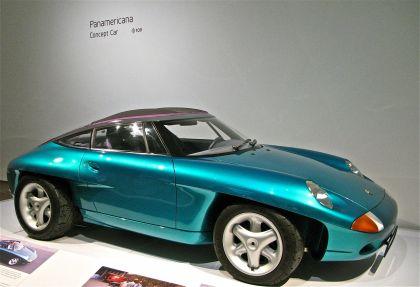 1989 Porsche Panamericana concept 10
