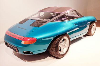 1989 Porsche Panamericana concept 12