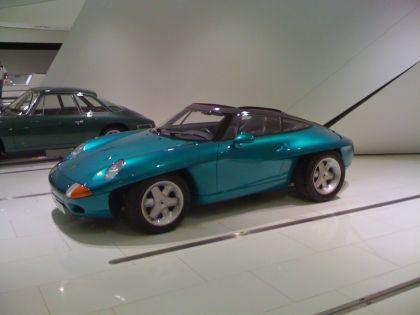 1989 Porsche Panamericana concept 13