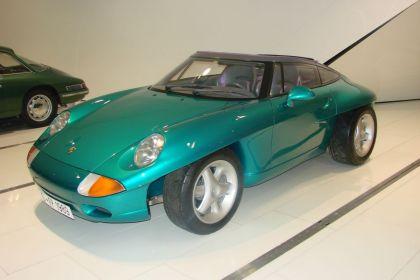 1989 Porsche Panamericana concept 14