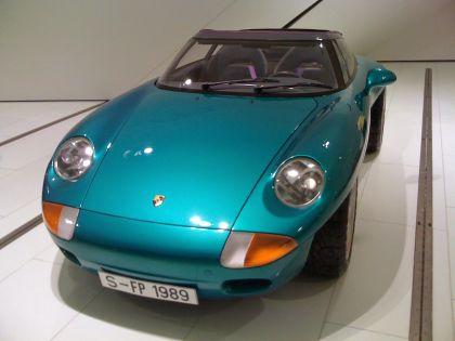 1989 Porsche Panamericana concept 15