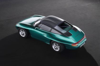 1989 Porsche Panamericana concept 17
