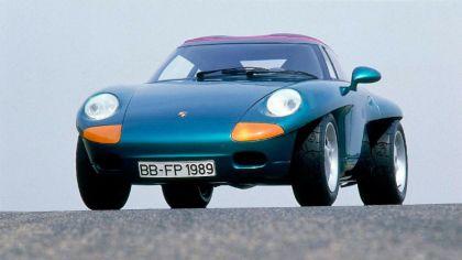 1989 Porsche Panamericana concept 18