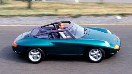 1989 Porsche Panamericana concept 19