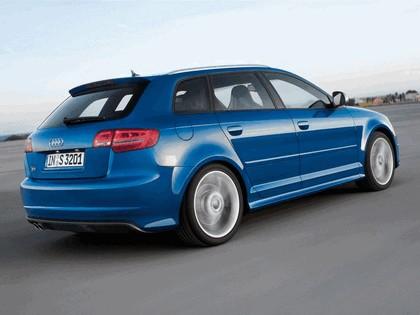 2008 Audi S3 sportback 2