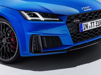 2019 Audi TTS coupé 7