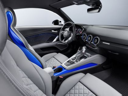 2019 Audi TTS coupé 13
