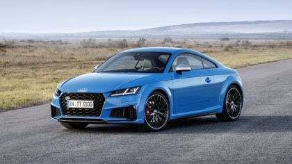 2019 Audi TTS coupé 9
