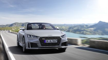 2019 Audi TTS roadster 1