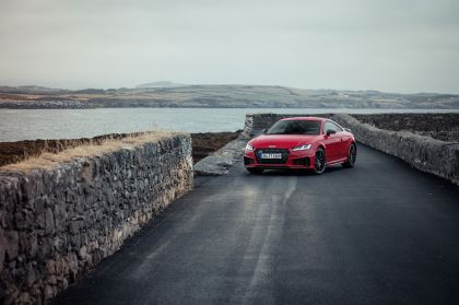 2019 Audi TTS coupé - Isle of Man 6