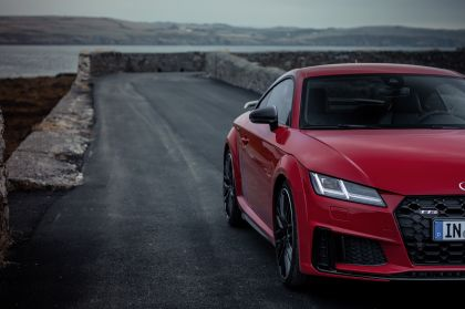 2019 Audi TTS coupé - Isle of Man 10
