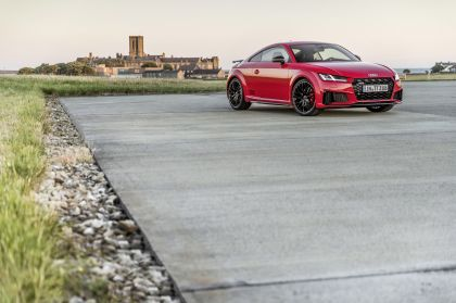 2019 Audi TTS coupé - Isle of Man 14