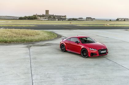 2019 Audi TTS coupé - Isle of Man 15