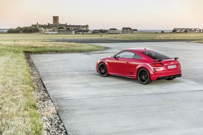 2019 Audi TTS coupé - Isle of Man 17