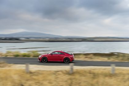 2019 Audi TTS coupé - Isle of Man 30