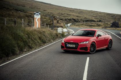 2019 Audi TTS coupé - Isle of Man 31