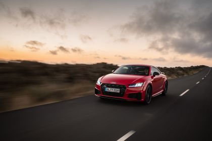 2019 Audi TTS coupé - Isle of Man 32
