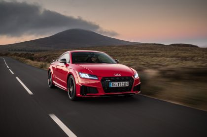 2019 Audi TTS coupé - Isle of Man 35
