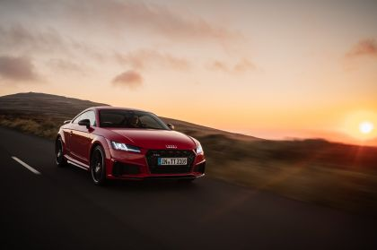 2019 Audi TTS coupé - Isle of Man 37