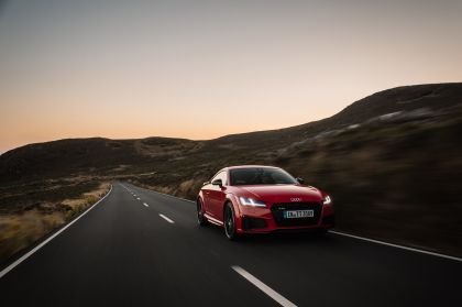 2019 Audi TTS coupé - Isle of Man 40