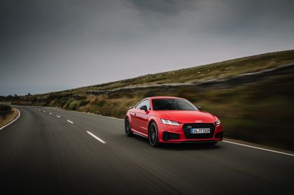 2019 Audi TTS coupé - Isle of Man 43