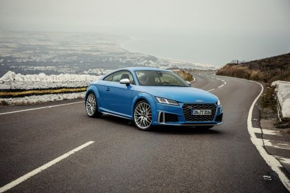 2019 Audi TTS coupé - Isle of Man 89