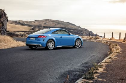 2019 Audi TTS coupé - Isle of Man 101