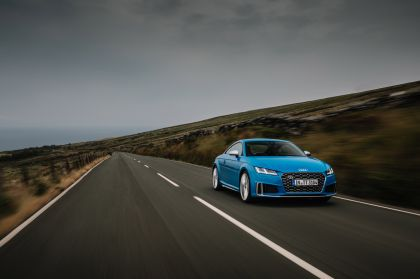 2019 Audi TTS coupé - Isle of Man 108