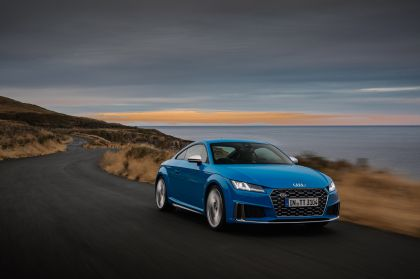 2019 Audi TTS coupé - Isle of Man 111