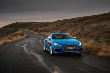 2019 Audi TTS coupé - Isle of Man 112